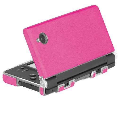 DSi Metal Case - Pink (Intec Nintendo Ds Case)