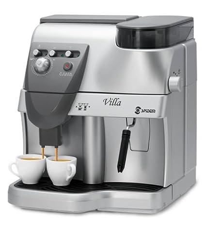 Amazon.com: Saeco a-sp-sv Spidem Villa súper-automática ...