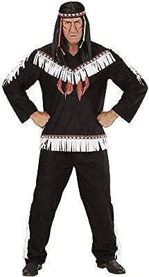 WIDMANN Disfraz para Hombre India, Talla XL (6724): Amazon.es ...