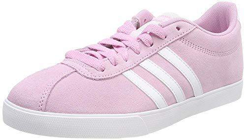 Rose Courtset 000 Femme De Adidas Ftwbla rosesc Chaussures Fitness RfBX6
