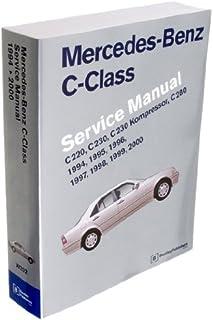 Mercedes benz repair manual 2002 c320 array amazon com automotive repair manual for mercedes benz c class u002701 rh amazon com fandeluxe Choice Image