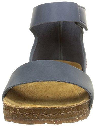 ART CRETA 440-1 - Sandalias de vestir de cuero para mujer Azul - azul (océano)