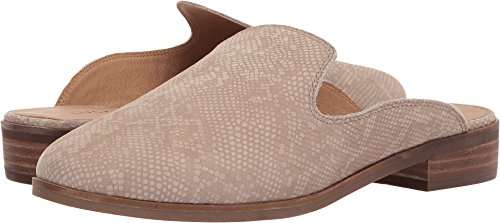 Lucky Brand Women's Cristley 2 Feather Grey 7.5 M (Lucky Mules)