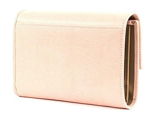 LA MARTINA La Portena Flap Wallet Light Rosa