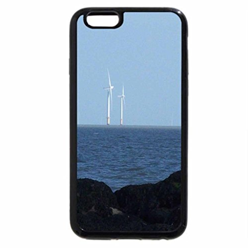 iPhone 6S / iPhone 6 Case (Black) WIND POWER