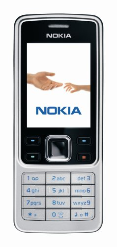 Nokia 6300 Unlocked Triband Camera Business Phone by Nokia