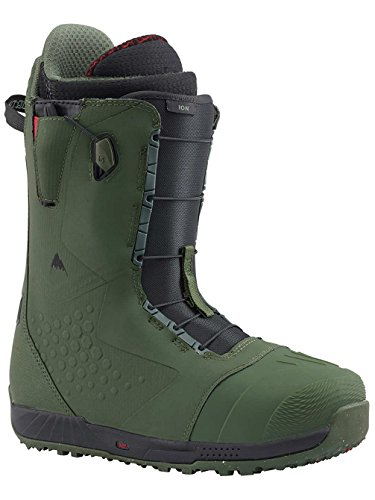 Burton Ion Men's Snowboard Boots Green Size US 10.5