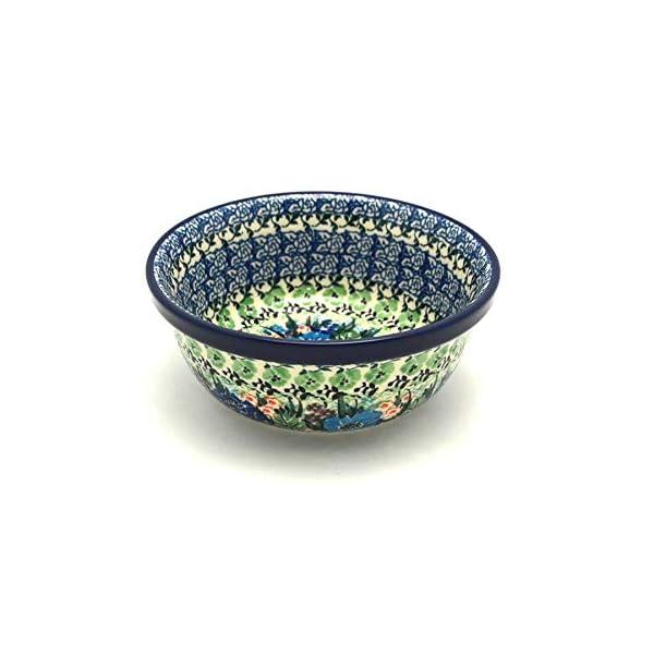 Polish Pottery Bowl – Soup and Salad – Unikat Signature – U4572
