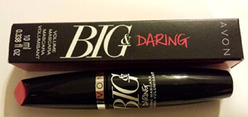 "Avon Big & Daring Volume Mascara 10ml ""Blackest Black"""