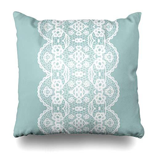 crochet edge pillow cases - 9