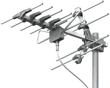 Fuba DVB-T antena DAT 4520: Amazon.es: Iluminación