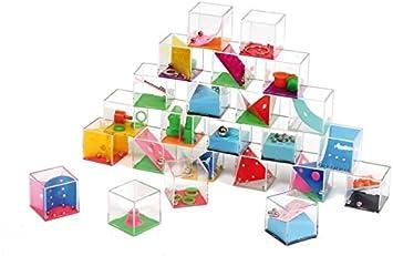 DISOK - Juego De Habilidad - Juegos de Habilidad Originales, niños, cumpleaños Infantiles. Detalles para Niños y Adolescentes Bodas, bautizos y comuniones: Amazon.es: Juguetes y juegos