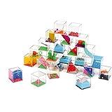 DISOK - Juego De Habilidad - Juegos de Habilidad Baratos y Originales, ideales para regalos para niños, cumpleaños infantiles. Detalles para Niños y adolescentes bodas, bautizos y comuniones