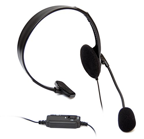 PS4 Single Ear Gaming Headset product image