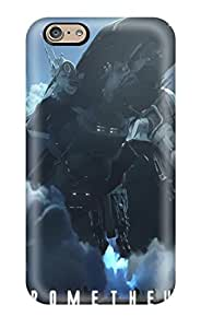 For Iphone 6 Tpu Phone Case Cover(prometheus 34)