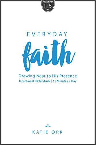 Everyday Faith Drawing Near Presence product image