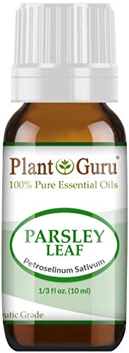 (Parsley Leaf Essential Oil 10 ml 100% Pure Undiluted Therapeutic Grade.)