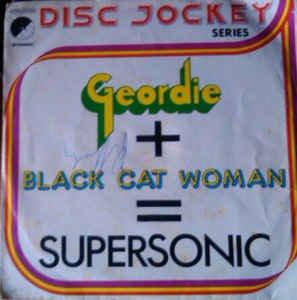 "Price comparison product image (VINYL 7"") Electric Lady / Black Cat Woman"