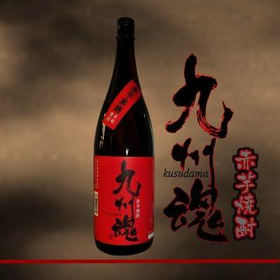 芋焼酎 九州魂kusudama赤芋焼酎(25゜) 1800m