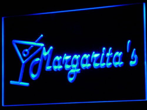 ADV PRO i521-b Margarita Margaritas Cocktails Neon Light (Margarita Neon Sign)