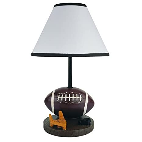 Ore international 31604ft football table lamp amazon ore international 31604ft football table lamp aloadofball Choice Image