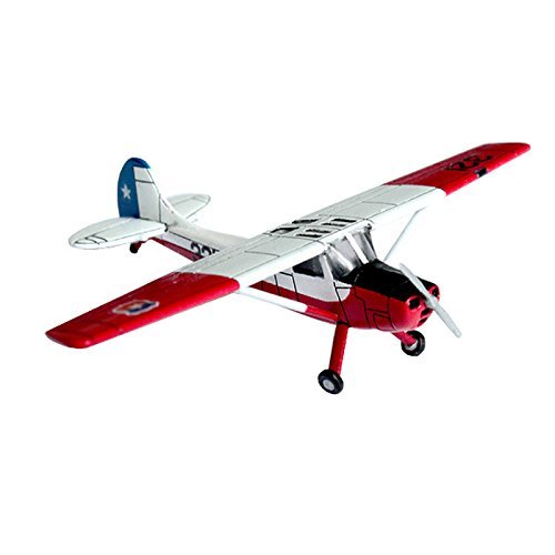 Dog Bird Cessna (Mini Wing 1/144 Chile Air Force Cessna L-19 Bird Dog Plastic mini302)