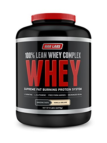 NAR LABS Lean Whey Complex 5lbs – Vanilla