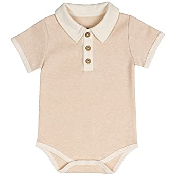 Amazon Niteo Baby Organic Cotton Polo esie Bodysuit