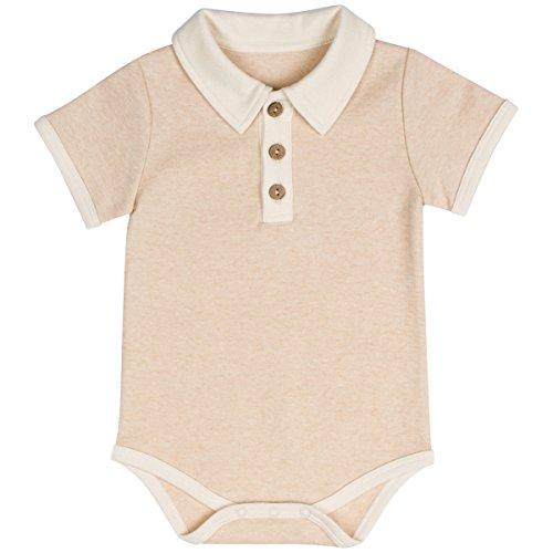 niteo-baby-organic-cotton-polo-onesie-bodysuit-light-brown-0-3m
