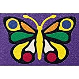 : BUTTERFLY CREPE RUBBER PUZZLE