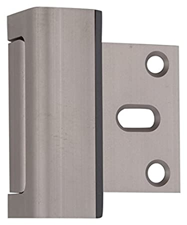 Cardinal Gates Door Guardian Satin Nickel  sc 1 st  Amazon.com & Amazon.com : Cardinal Gates Door Guardian Satin Nickel : Indoor ...