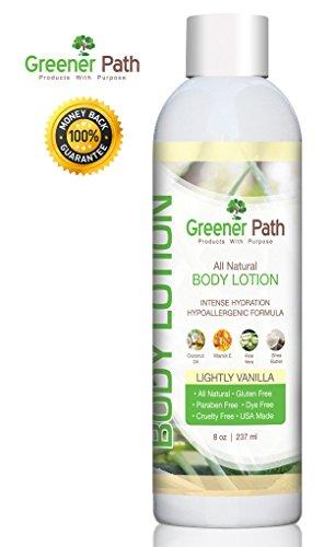 organic aloe vera lotion - 6