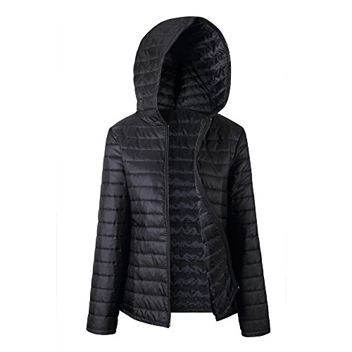 73f3cc7e5 STORTO Women Short Down Jacket Solid Ultra Light Coat Winter Warm Clearance  Outwear