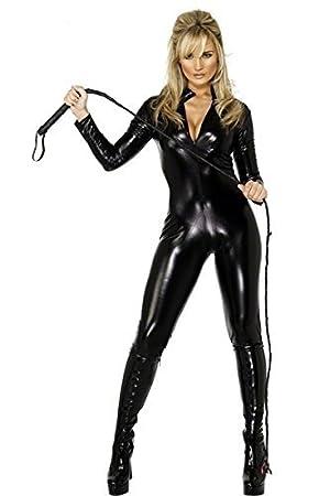 Maybe, pvc catsuit bondage opinion