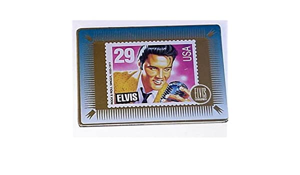 Amazon Elvis Gold Stamp Everything Else