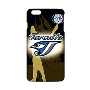 Angl 3D Case Cover Toranto Blue Jays Phone Case for iPhone6 plus