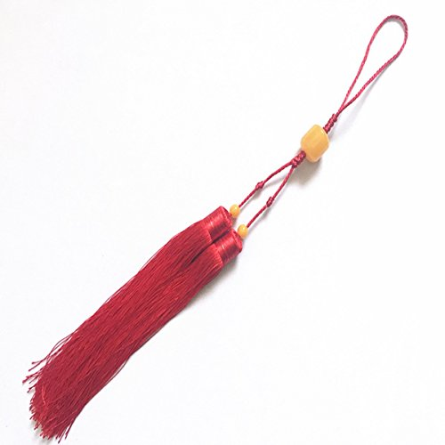 of gold and black Japanese tassel is lucky to be a, used for sale  Delivered anywhere in USA