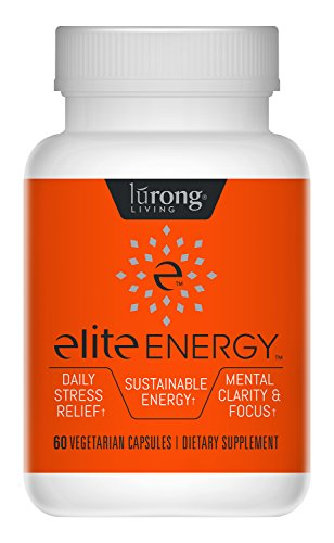Elite Energy - Energy and Focus Supplement - No Caffeine - No Sugar - No Crash