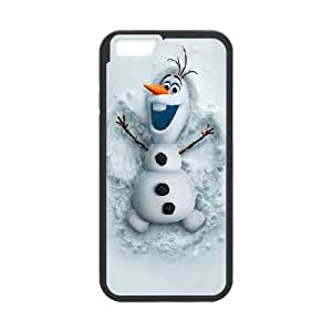 iPhone 6 4.7 Inch Cell Phone Case Black Olaf F8217011