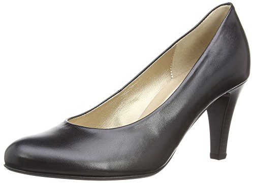Gabor Shoes Gabor Basic, Damen Pumps, Schwarz (schwarz 37), 43 EU (9 Damen UK)