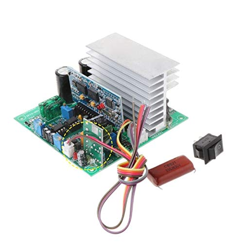 Lindsie Box - Pure Sine Wave Power Frequency Inverter Board 12/24/48V 600/1000/1800W Finished Boards for DIY
