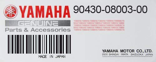 - Yamaha Marine New OEM Outboard Lower Unit Oil Drain Gasket, 90430-08003-00