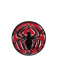 Marvel Spider-Man Kawaii Molded Enamel Lapel Pin