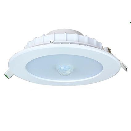 Detección de movimiento por infrarrojos LED y compartimento de luz de seguridad para evitar que las