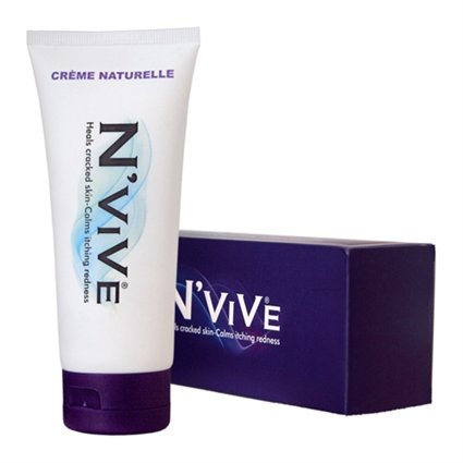 Nvive Cream - Heals Cracked Skin - Calms Itching Redness