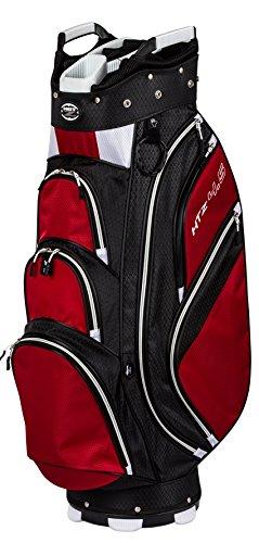 Bags Hot Offer Hot Z Golf 4 5 Cart Bag Black Red