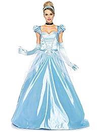 Women's Classic Cinderella Princess Costume