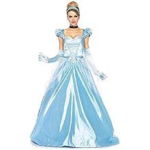 Leg Avenue Women's Classic Cinderella Princess Costume