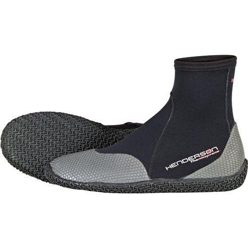 Henderson Thermoprene Hi 5mm Boots 11 Black (Henderson Neoprene Boot)