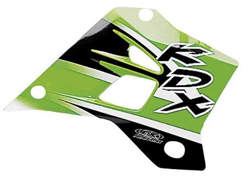 - FACTORY EFFEX 02 STYLE GRAPHICS KAWASAKI KDX-200/220 95-07